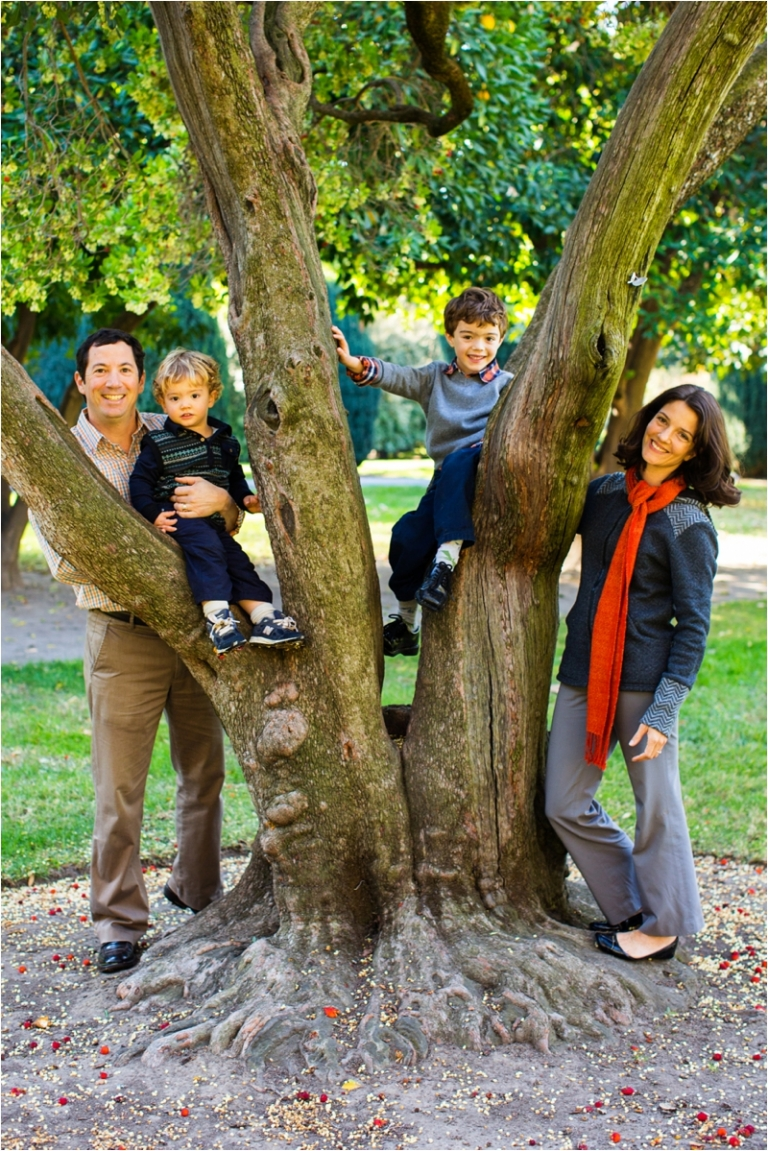 Mummert Family Photos - Fall Holiday Pictures, Sacramento Photographer - Green Vintage Photography - www.greenvintagephotography.com
